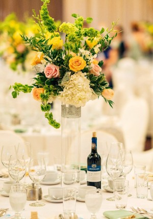 Table Flowers 1