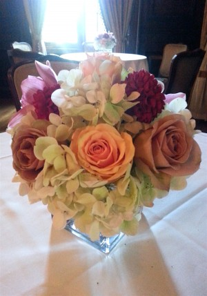 Table Flowers 4